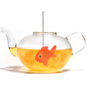 Suck UK Čajové sítko SUCK UK Fish Tea Infuser