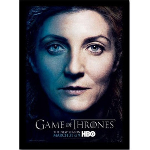 Obraz na zeď - GAME OF THRONES 3 - catelyn