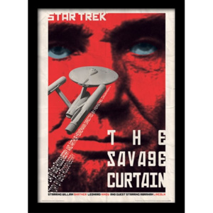 Obraz na zeď - Star Trek - The Savage Curtain