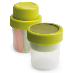 Joseph Joseph Snack Pot GoEat, 100/240ml, zelený