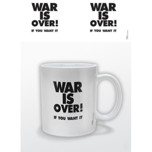 Hrnek War Is Over! - If You Want It