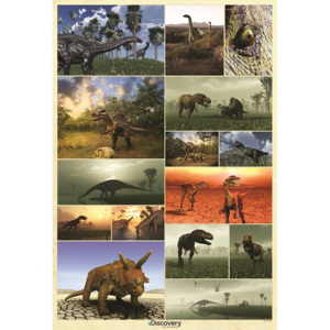 Fototapeta, Tapeta Animal Planet - Dinosaur, (158 x 232 cm) FAVI.cz