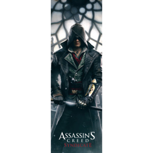 Plakát, Obraz - Assassin's Creed Syndicate - Big Ben, (53 x 158 cm)
