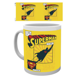 Hrnek Superman - Is It A Bird? Dad mug