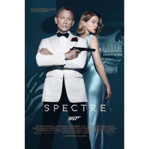 Plakát, Obraz - James Bond: Spectre - One Sheet, (61 x 91,5 cm)