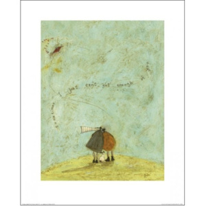 Obraz, Reprodukce - Sam Toft - I Just Can't Get Enough of You, (40 x 50 cm)