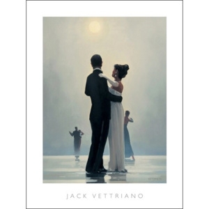 Obraz, Reprodukce - Dance Me To The End Of Love, 1998, Jack Vettriano, (90 x 120 cm)
