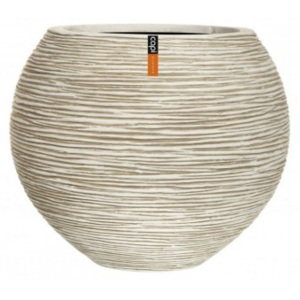 Capital Nature Rib Ball Ivory II 40x40x32cm - Výprodej