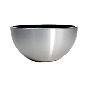 Aluminium Bowl Brushed 29x12cm - Do interiéru