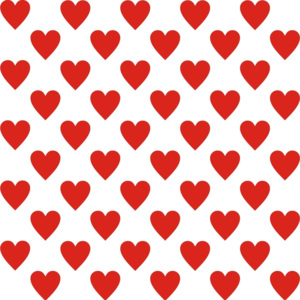 Tapety Red Hearts