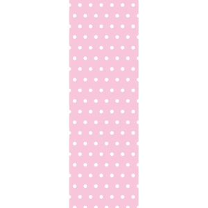 Tapety Dots Pink 5 cm