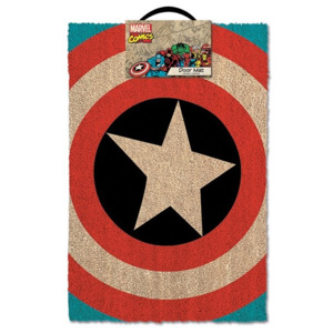Rohožka Captain America - Shield