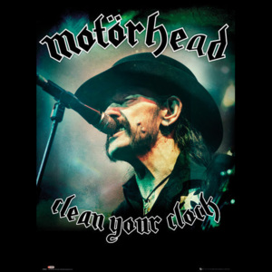 Plakát, Obraz - Motorhead - Clean Your Clock (Global), (61 x 91,5 cm)