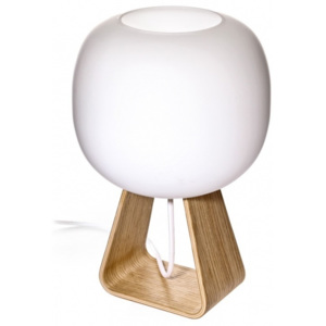 Himmee T1O Stolní lampa, dub