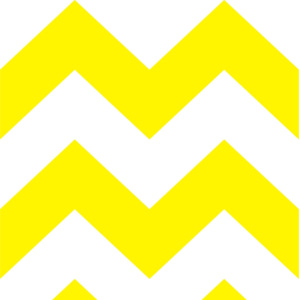 Tapety Chevron Yellow & White