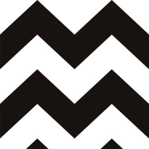 Tapety Chevron Black & White