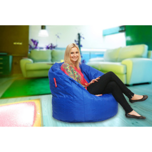 Beanbag Sedací vak Chair dark blue