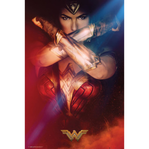 Plakát, Obraz - Wonder Woman - Cross, (61 x 91,5 cm)