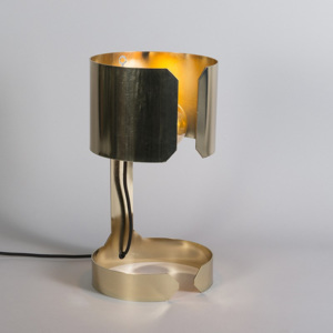 Stolní lampa Walter Gold
