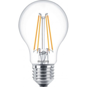 FILAMENT Classic LEDbulb ND 6-60W E27 827 A60 - Philips
