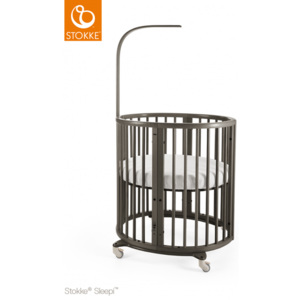 Stokke Sleepi Mini postýlka Hazy Grey