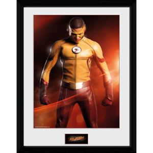 Obraz na zeď - The Flash - Kid Flash