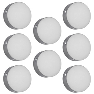 Emithor SET 8x LED svítidlo MINISTAR LED/0,3W/12V 3083