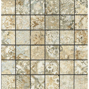 APARICI Mozaika CARPET Sand Natural Mosaico Mate