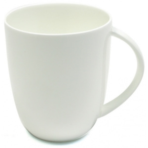 Hrnek Cashmere Bone China Coupe, 420 ml