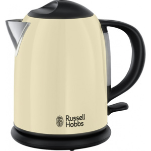 Russell Hobbs Classic Cream Compact rychlovarná konvice 20194-70 - Russell Hobbs