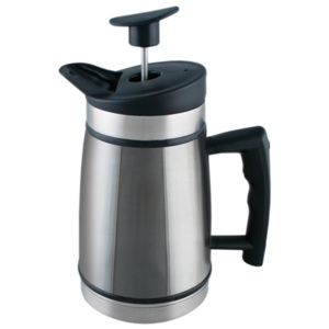 Planetary design Termo konvice French press Brushed steel 590 ml
