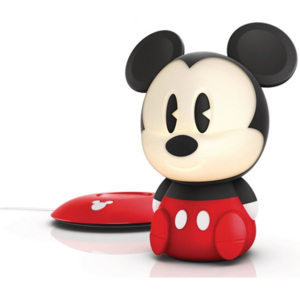 Philips Philips 71709/30/16 - Dětská lampa DISNEY SOFTPAL MICKEY LED/1W/230V P0741