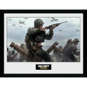 Obraz na zeď - Call Of Duty: Stronghold - WWII Shooter