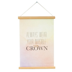 PRESENT TIME Plakát – Always Wear Your Invisible Crown