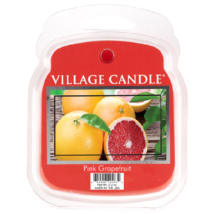 VILLAGE CANDLES Vosk do aromalamp Růžový grapefruit