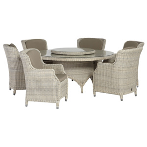Brighton Victoria dining set Provance