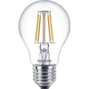 Classic LEDbulb ND 7.5-60W E27 827 A60 CL - Philips