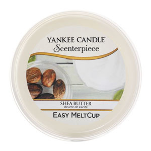Yankee Candle – vosk Shea Butter, Easy MeltCup