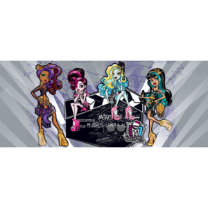 C1840VEP Fototapeta: Monster High (4) - 104x250 cm