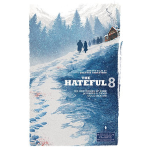 Plakát - The Hateful 8 (2)