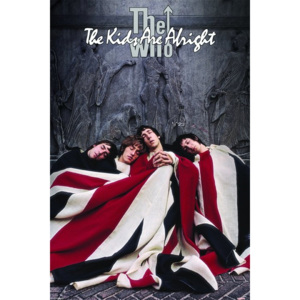 Plakát - The Who the kids are alright
