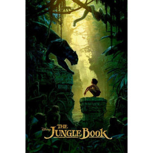 Plakát - Kniha džunglí, The Jungle Book (1)
