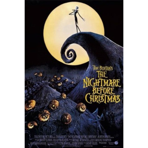 Plakát - Nightmare before Christmas
