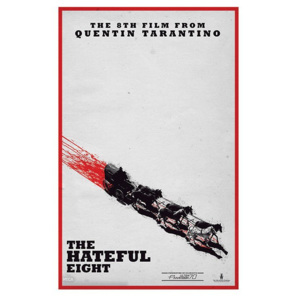 Plakát - The Hateful 8 (1)