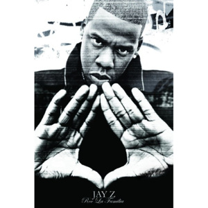 Plakát - JAY Z (ROC)