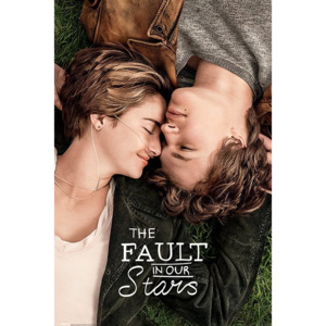 Plakát - The Fault in our Stars