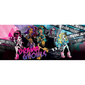 C1880VEP Fototapeta: Monster High (Drama Ghouls) - 104x250 cm