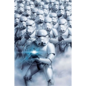 Plakát - Star Wars troopers