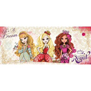 C2292VEP Fototapeta: Mattel Ever After High (3) - 104x250 cm