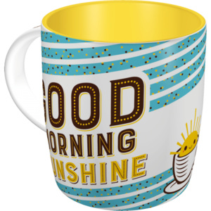 Nostalgic Art Hrnek - Good Morning Sunshine 330 ml